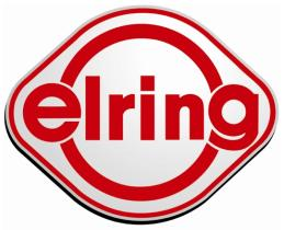 Elring 006564 - RETENES 26X37X7/8 V AS NBR