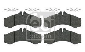 Febi Bilstein 16164 - JGO PASTILLAS FRENO MERCEDES-BENZ P